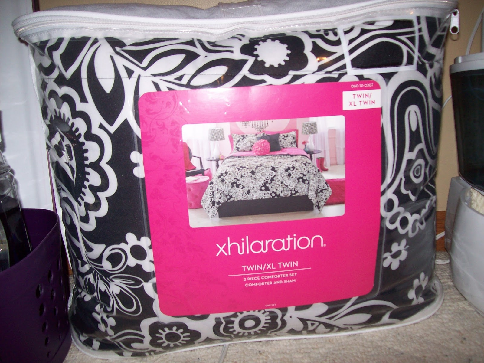 xhilaration twix xl comforter set