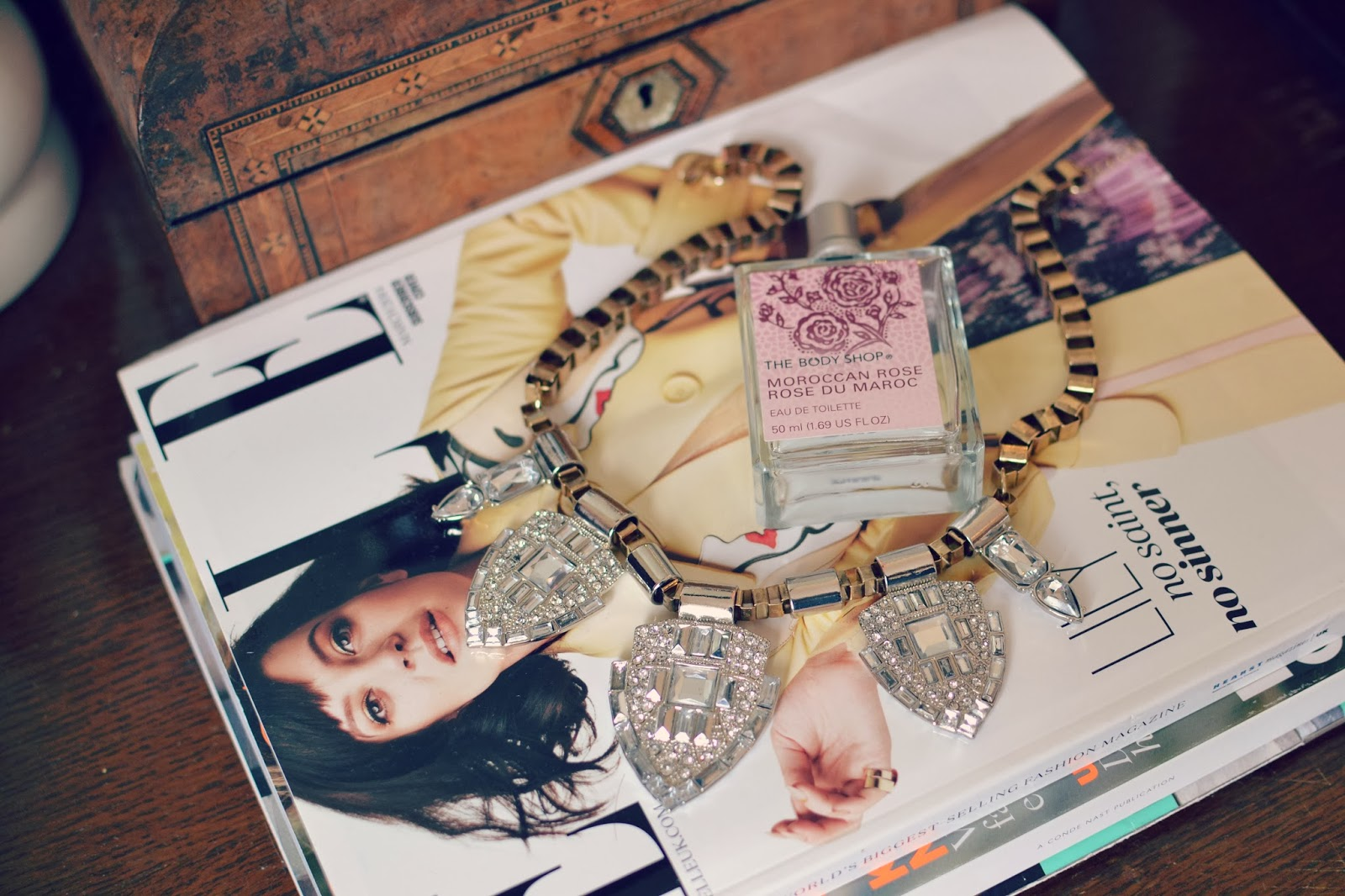 Primark Necklace Elle Magazine