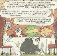 evlilik karikatürü