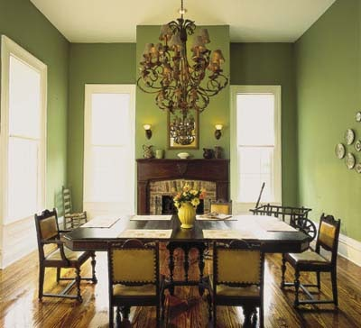 Green dining room ideas pictures all about home and for In n out dining room hours
