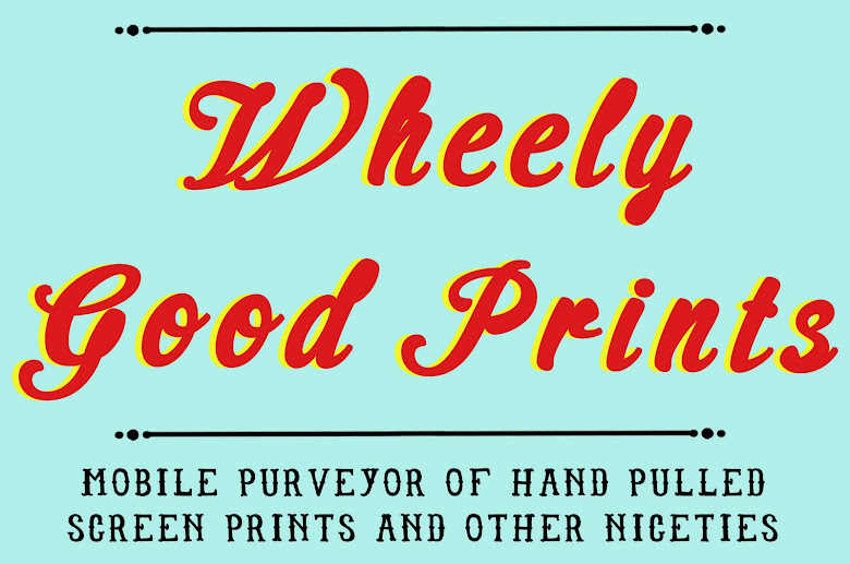 Wheely Good Prints