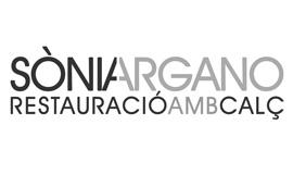 Sònia Argano - Restauració amb Calç - Cal Aérea en Pasta