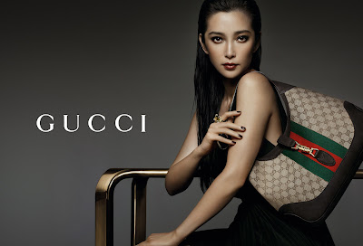 Li Bing Bing's Gucci Ad Campaign Shots + Exclusive Behind-the-Scenes Video