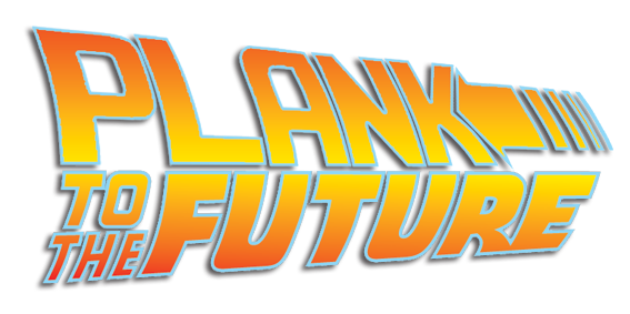 Plank through hill valley california home of back to the future