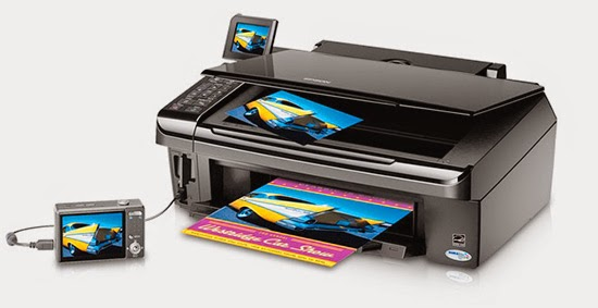 Install Epson Stylus NX420 Printer Without CD