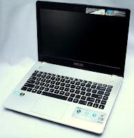 Laptop Gaming Asus N46VJ Core i5