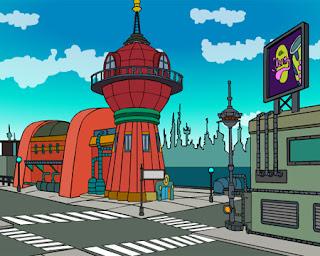 Juegos de Escape Futurama Saw Game