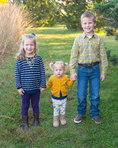 Child 1, Child 2, and Child 3