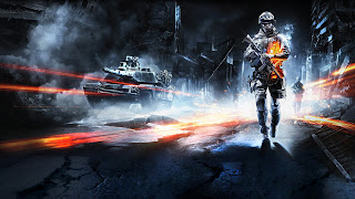 Battlefield 3 Outlaw Soldier BF3 Game Gaming FPS Shooter HD Wallpaper