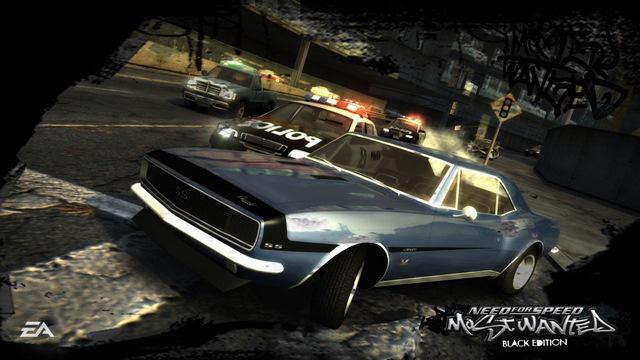 Download Need for Speed: Most Wanted + Black Edition (2006/MULTI2)     PC  ( REUPADO )