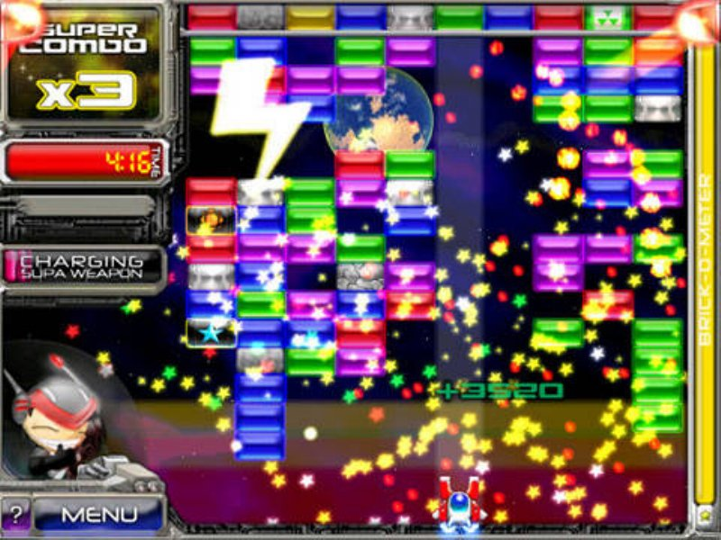 Astropop Deluxe Game ScreenShot
