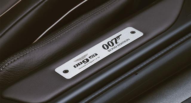 アストンマーチンDB9 GT ボンド・エディション