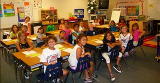 mrs.yollis' 3rd grade class