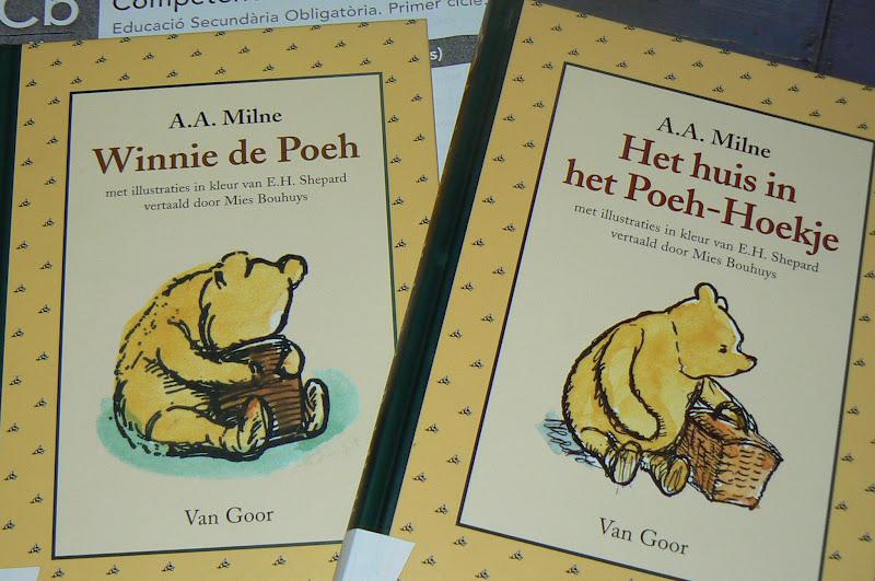Orca: observar, recordar, crecer y aprender: Winnie the Pooh