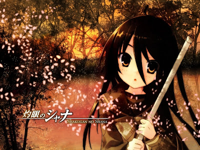 Shakugan no Shana Anime Wallpaper