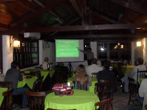 Organização da palestra sobre Etanol de Arroz para a Associação de Desenvolvimento de São Borja