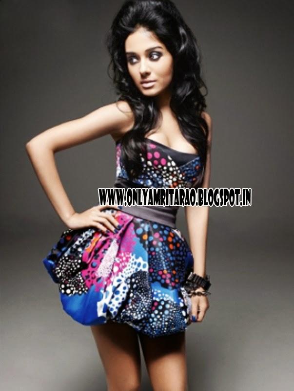 Amrita Rao's Funky Photoshoot 4