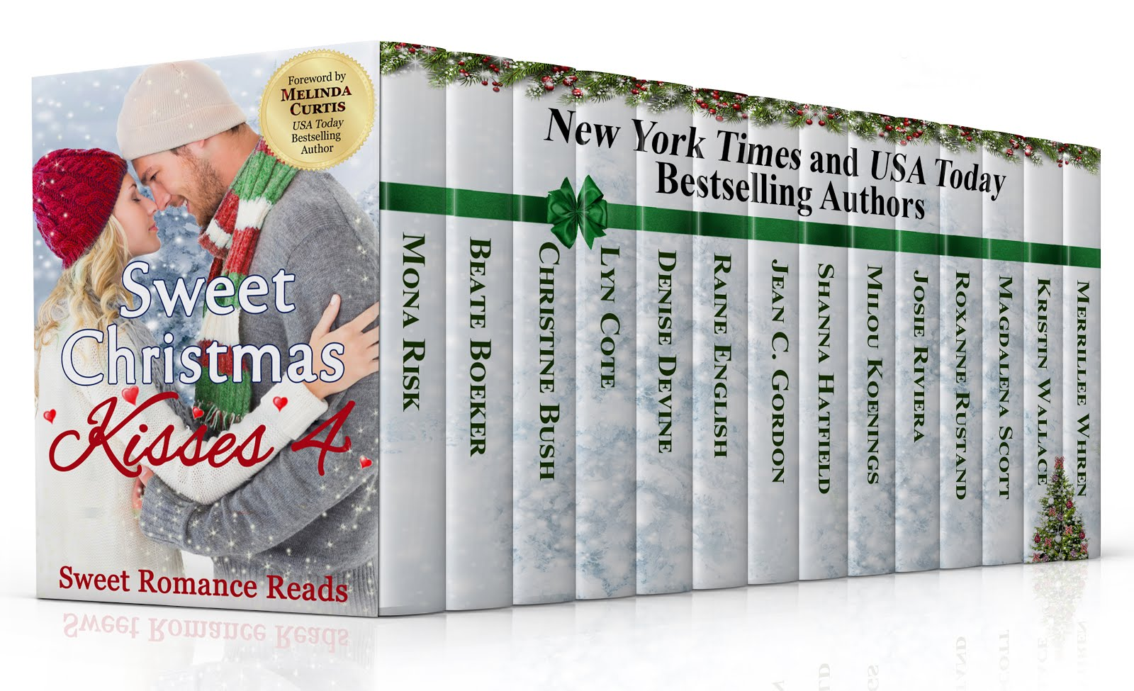 New! Sweet Christmas Kisses 4