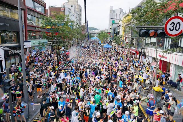 Seoul thành phố sống động nhất châu Á