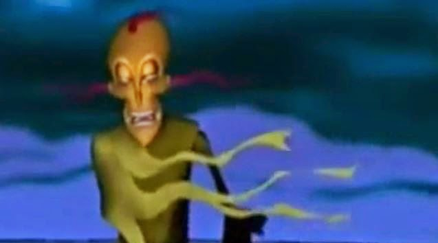 courage the cowardly dog episode 7a king ramses curse in