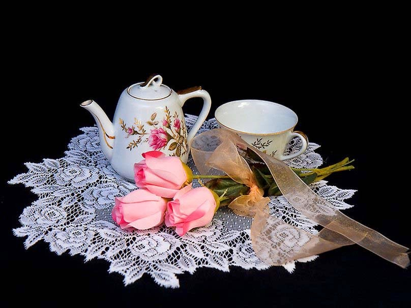 tea-with-flowers-hd