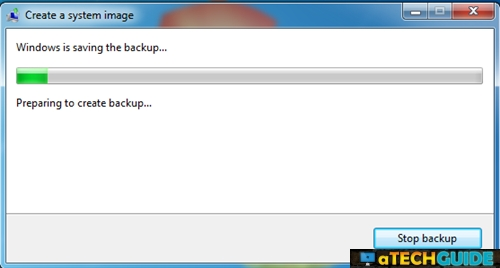 How to Create a System Image in Windows 7 Step by Step Guide