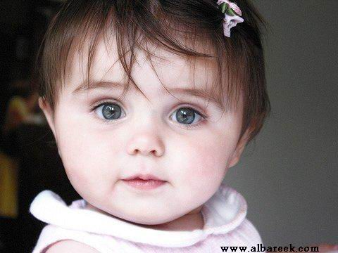 Most Beautiful Baby in the World