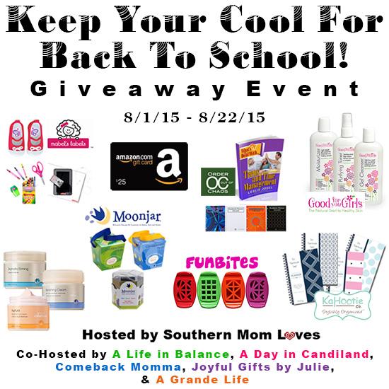 Prize giveaways for kids