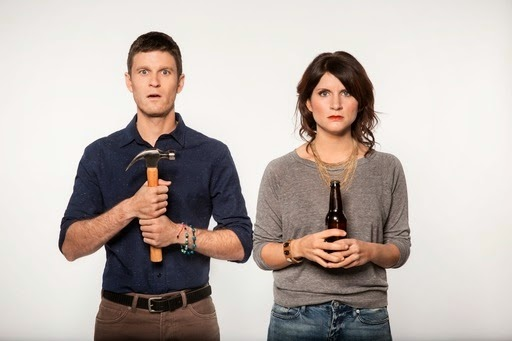 Kevin Pereira and Brooke Van Poppelen host Hack My Life