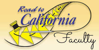 Road to California - Faculty