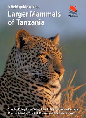 Larger Mammals of Tanzania