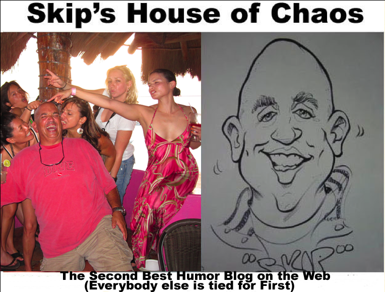 Skip&#39;s House of Chaos