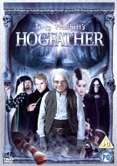 hogfather 2 часть: