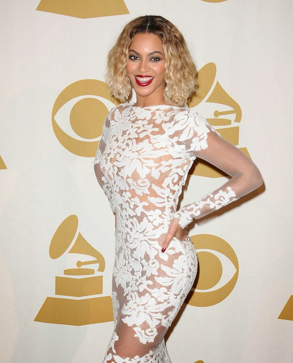 Sexy Beyonce at the Red Carpet