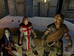 Christoff, un valiente cruzado es convertido en vampiro