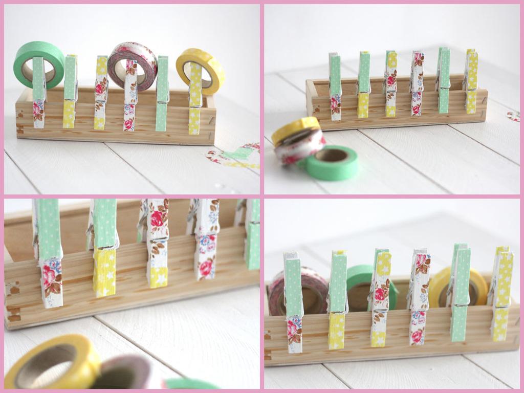 Twc febrero 2013 - Decorar con washi tape ...