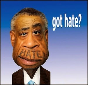 Al Sharpton Deadbeat