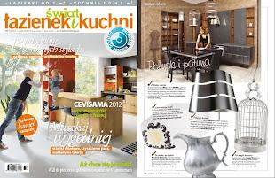 posrebrzane produkty z tendom.pl w prasie