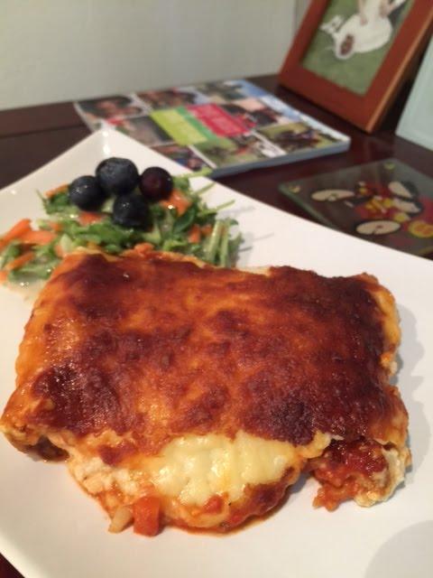 how to fix dry lasagna