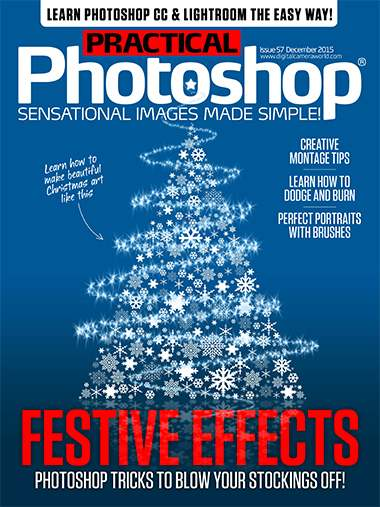 Practical Photoshop Magazine December 2015