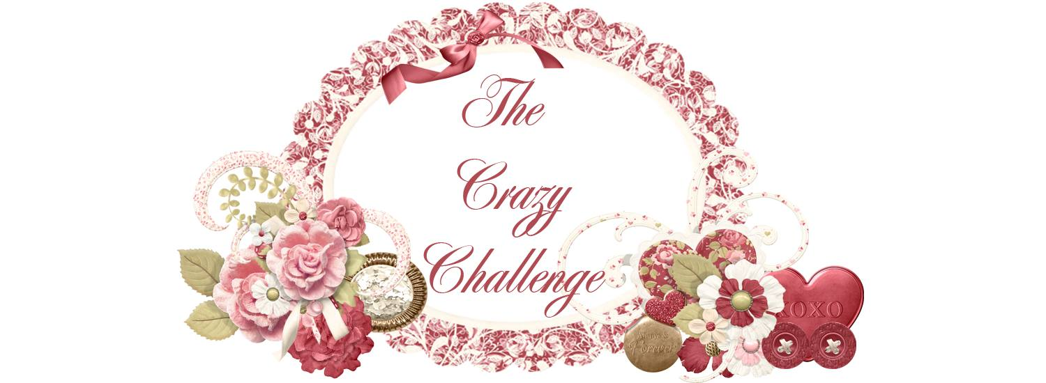 I design for: The Crazy Challenge