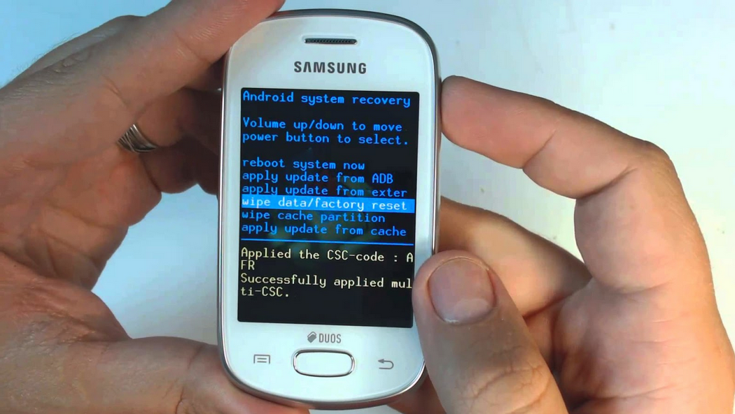 Cara Flashing Samsung Galaxy Star GT-S5282
