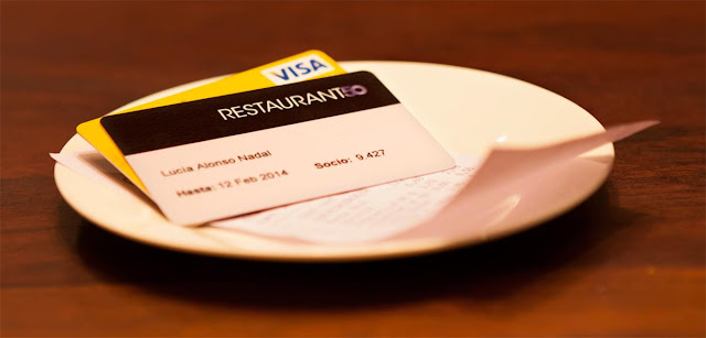 Tarjeta Restaurant50