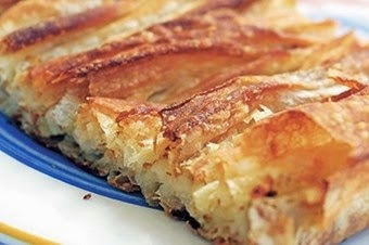 Patatesli Peynirli Büzgü Börek Tarifi