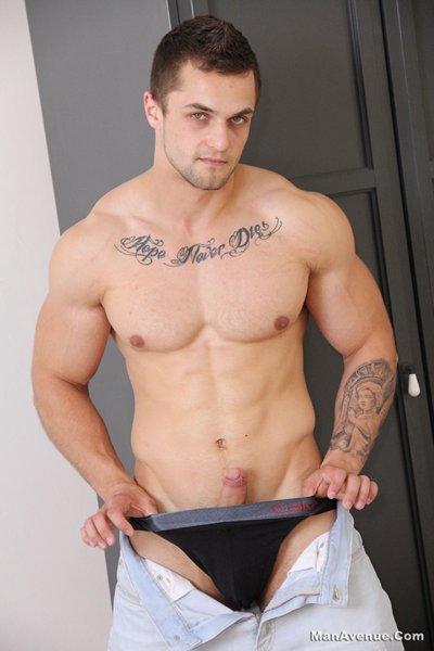 Czech gay casting ondra