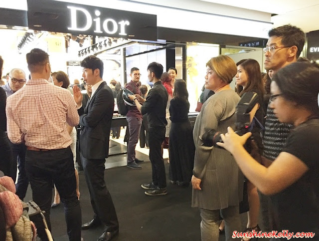 Dior Beauty Boutique @ Mid Valley, Kuala Lumpur, Dior Beauty, Dior Beauty Malaysia