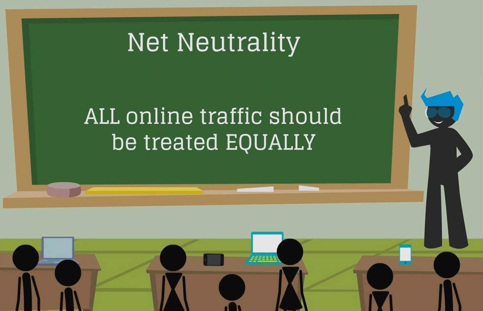 Net Neutrality, Save the Internet Campaign, what's this ...