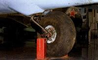 Хвостовая стойка шасси Ил-2 КСС