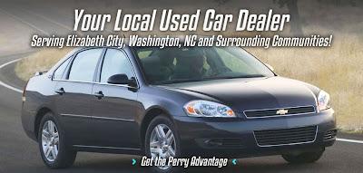 Used Car Dealer Washington, NC