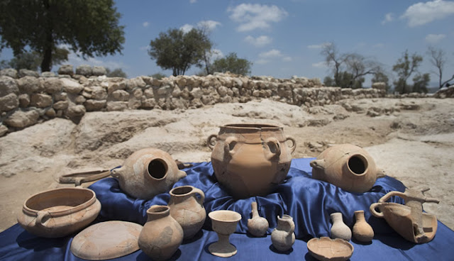 Biblical King David's Palace Found